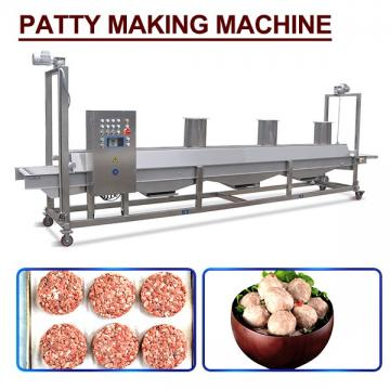45 Kw Stainless Steel Patty Making Machine Easy To Clean