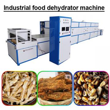 380v/50hz Continuous Industrial Food Dehydrator Machine With Multi Function