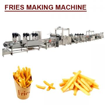 High-power Low Cost Fries Making Machine With Self-cleaning Function
