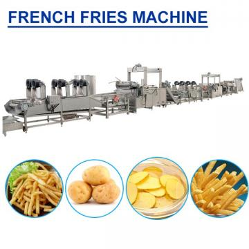 High-power Automated Systems Fries Making Machine,lso Certification
