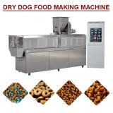 Full Automatic Dry Dog Food Making Machine With Plc Control System,Iso Certification