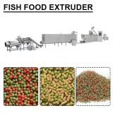 100kw Self-cleaning Fish Food Extruder With Large Output