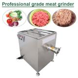 30kw High Automation Professional Grade Meat Grinder 200-240kg/h Capacity