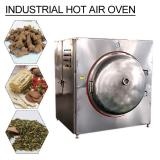 Ce Specification 120kw Industrial Hot Air Oven With Self-control Of Temperature