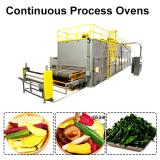 High-power Eco-friendly Continuous Process Ovens With Hot Air Circulation Device