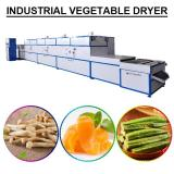 Easy Operation Higher Output Vegetable Drying Machine With Vegetable As Raw Materials